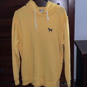 Yellow light hoodie